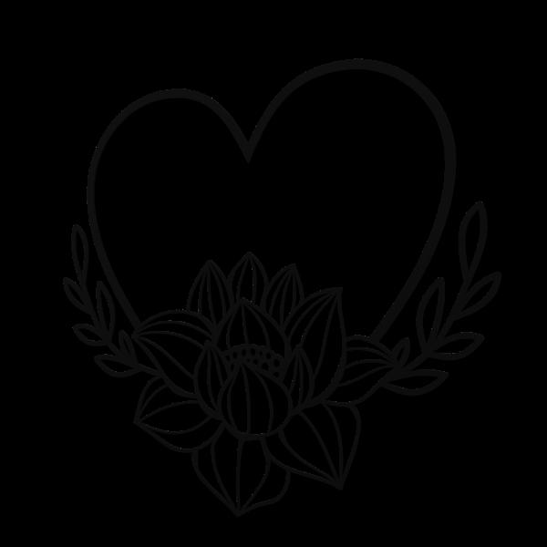 Decoratiune perete - Lotus si iubire [0]