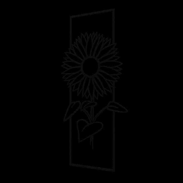 Decoratiune perete - Sunflower 0