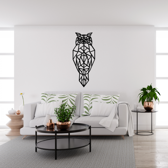 Decoratiune perete - Bufnita [1]