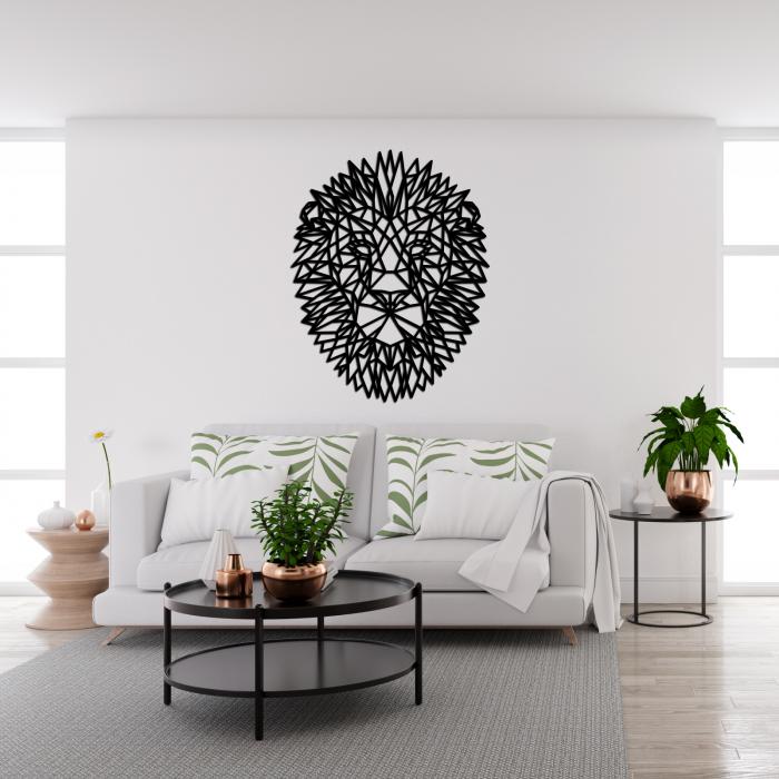 Decoratiune perete - Regele leu [1]