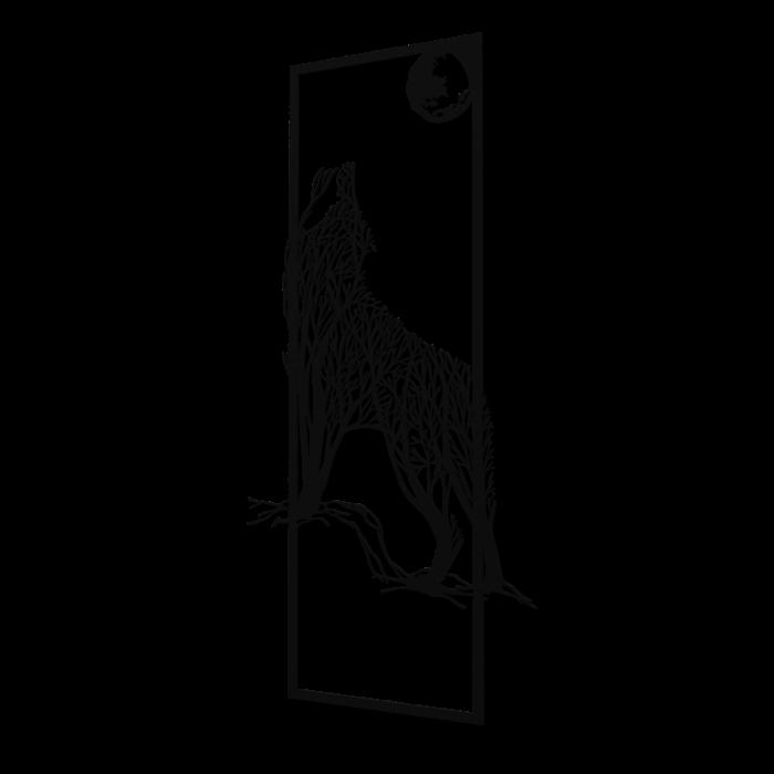 Decoratiune perete - Urlet [0]