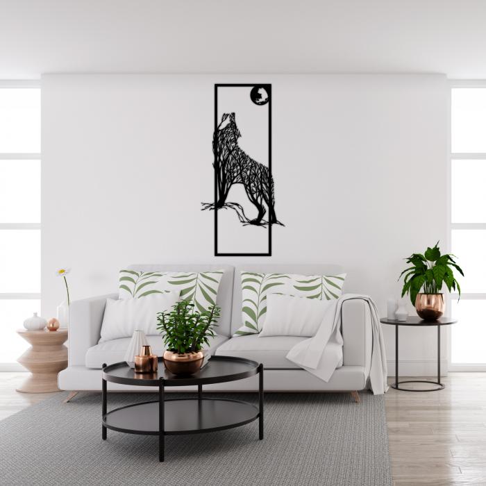 Decoratiune perete - Urlet [1]