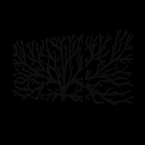 Decoratiune perete - Tree branches multiple panels 0