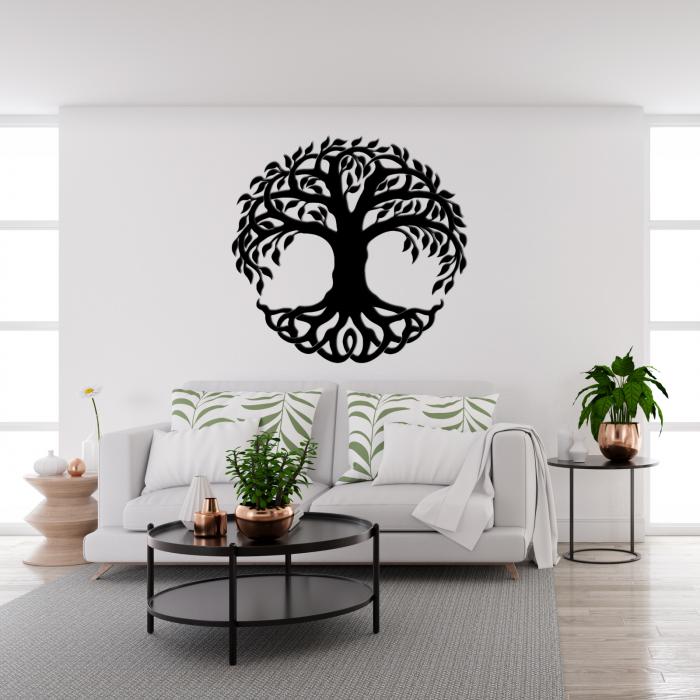 Decoratiune perete - Copacul [1]