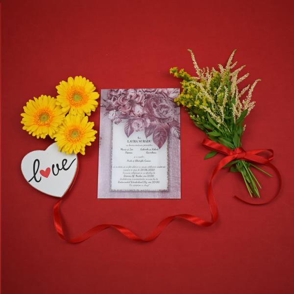 Invitatie nunta - IVN003 1