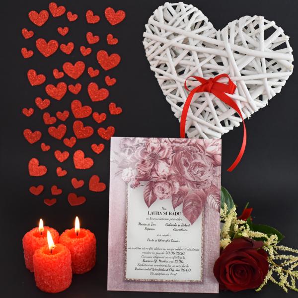 Invitatie nunta - IVN003 0