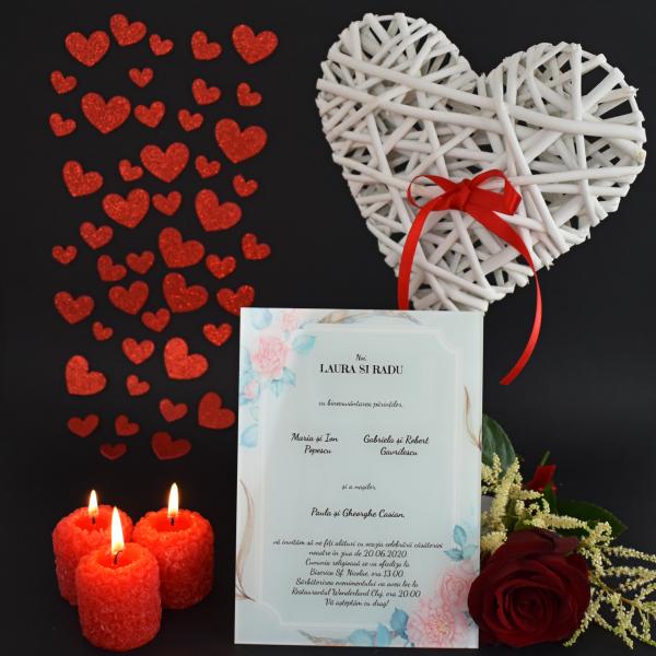 Invitatie nunta - IVN004 0