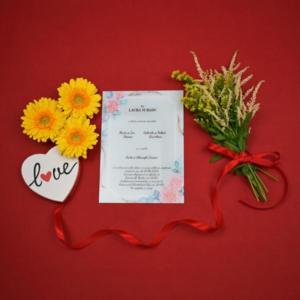 Invitatie nunta - IVN004 1