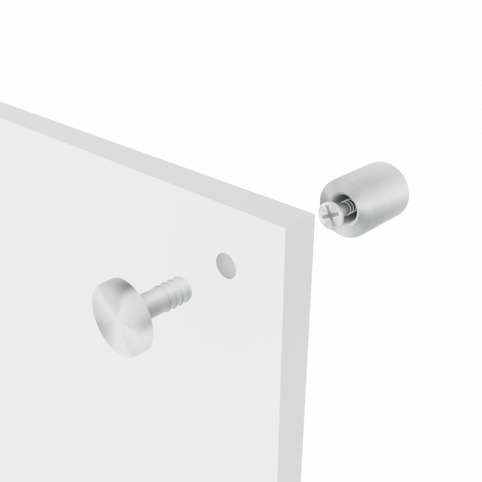 Tablou art line din sticla acrilica - Map and faces 2