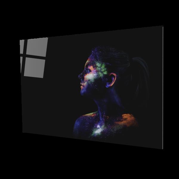 Tablou din sticla acrilica - Pigmenti [0]