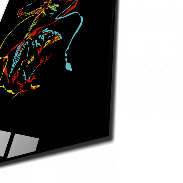 Tablou din sticla acrilica - Dansatorul [1]