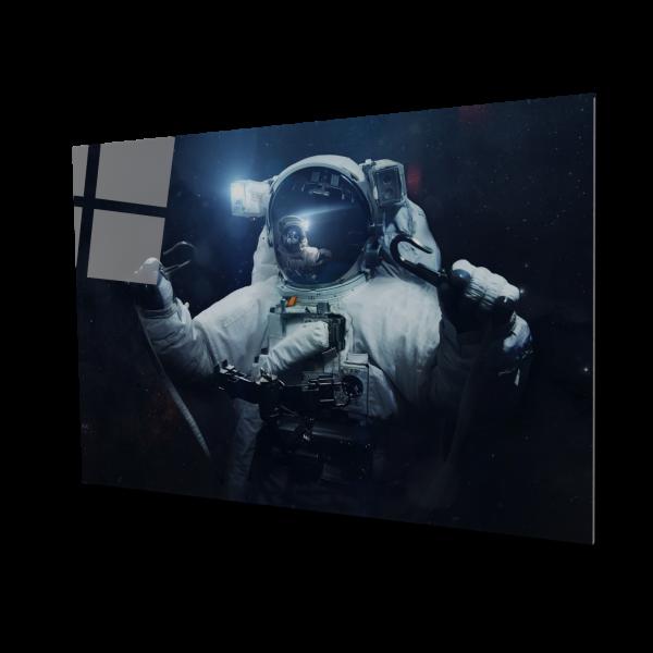 Tablou din sticla acrilica - Omul dintre stele [0]