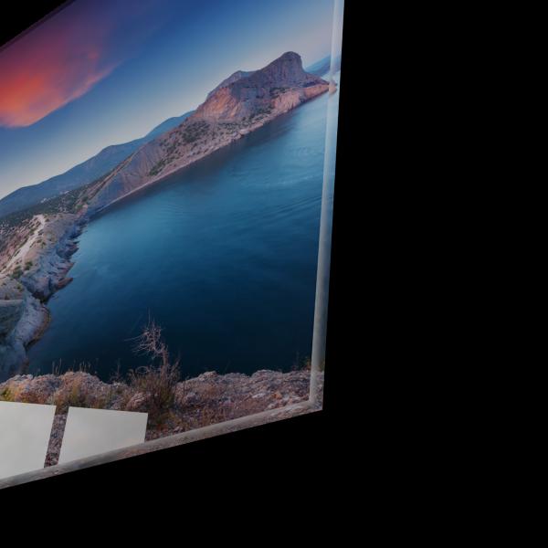 Tablou din sticla acrilica - beautiful landscape 1