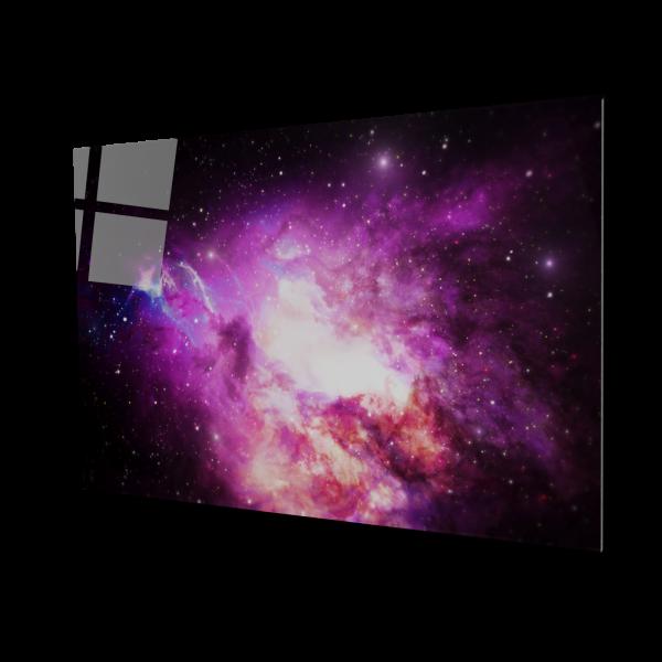 Tablou din sticla acrilica - Nebuloasa [0]