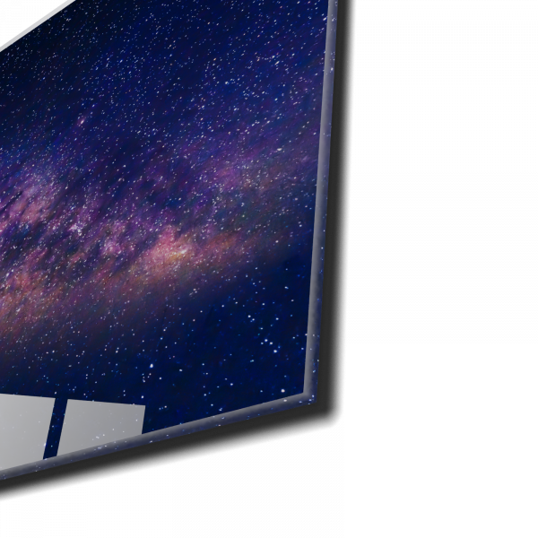 Tablou din sticla acrilica - Milky Way 1