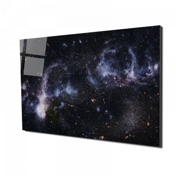 Tablou din sticla acrilica - space 0