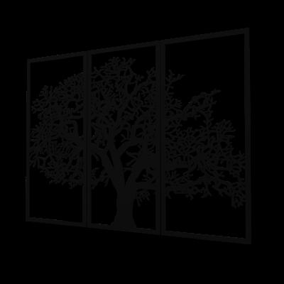 Decoratiune perete - Abstract tree0