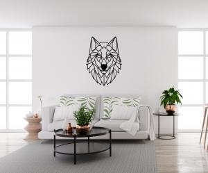 Decoratiune perete - Wolf1