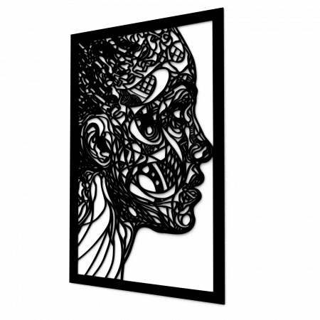 Decoratiune perete - Ganduri amestecate [0]