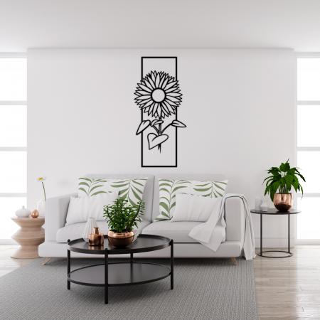 Decoratiune perete - Sunflower1