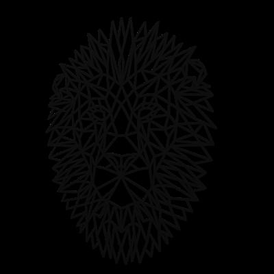 Decoratiune perete - Regele leu [0]