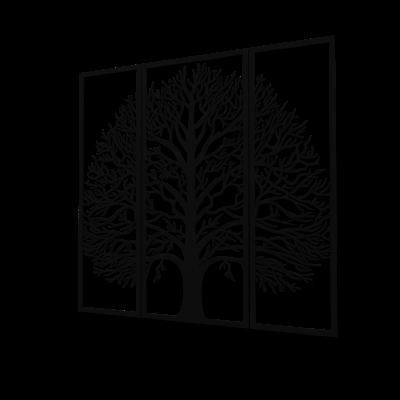 Decoratiune perete - Multiple tree panels0
