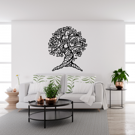 Decoratiune perete - Tree of life1