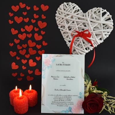 Invitatie nunta - IVN0040