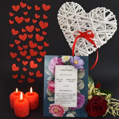 Invitatie nunta - IVN0050