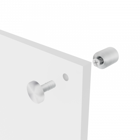 Tablou art line din sticla acrilica - Map and faces2