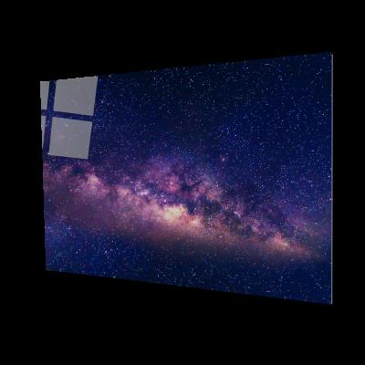 Tablou din sticla acrilica - Milky Way0