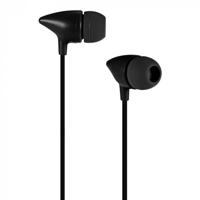 Casti cu fir C100 Last Impact, In-Ear,Microfon incorporat,Bass profund, Jack 3.5 mm 5