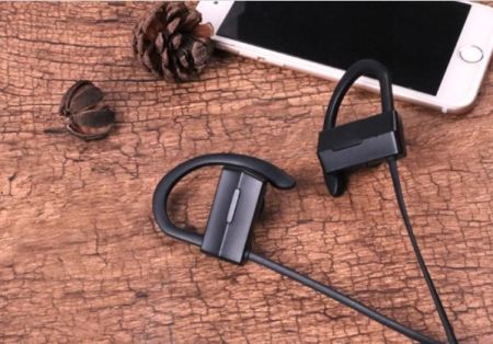 Casti Audio Bluetooth, Last Impact xSport, Handsfree, Negru3