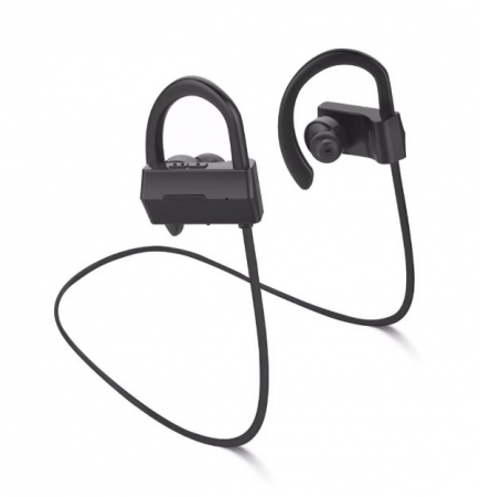 Casti Audio Bluetooth, Last Impact xSport, Handsfree, Negru0