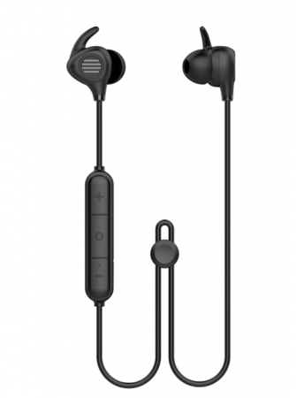 Casti Bluetooth Wireless B1 Last Impact®, Bluetooth 5.0, Audio In-Ear, Control Volum, Microfon Incoporat, Handsfree, Compatibile Android & iOS, Negru0