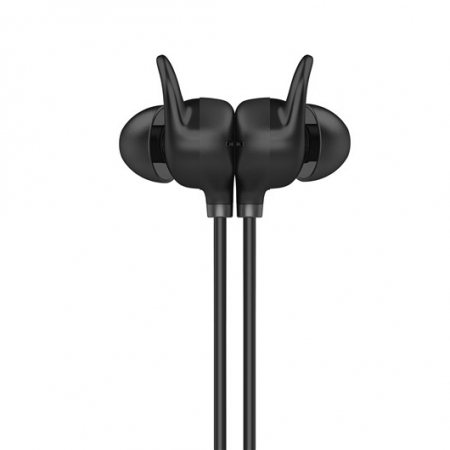 Casti Bluetooth Wireless B1 Last Impact®, Bluetooth 5.0, Audio In-Ear, Control Volum, Microfon Incoporat, Handsfree, Compatibile Android & iOS, Negru1