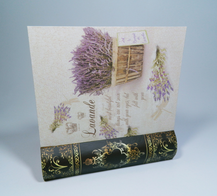 Aranjament Flori Sapun in cutie tip carte 2