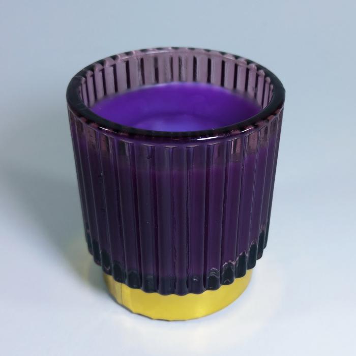 Lumanare decorativa parfumata, borcan 8cm [1]