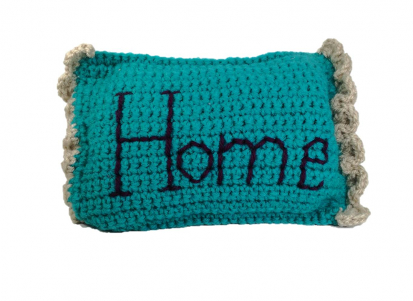 Pernuta crosetata, Home, umpluta cu lavanda 1