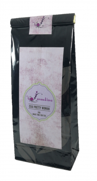 Ceai Rooibos Pretty Woman, 50 g