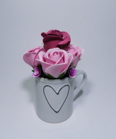Aranjament Flori Sapun Parfumate in Cana0