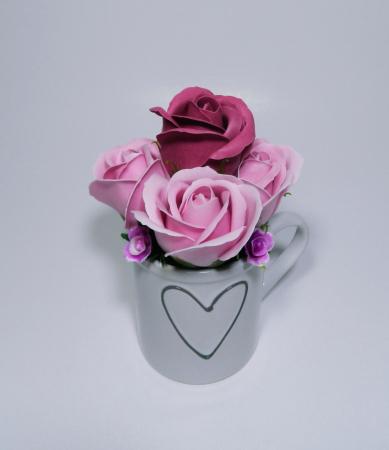 Aranjament Flori Sapun Parfumate in Cana1