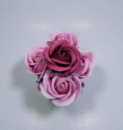 Aranjament Flori Sapun Parfumate in Cana2