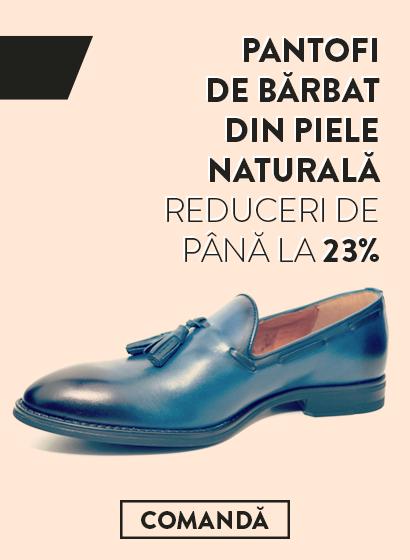 Pantofi Barbati Iunie 2020
