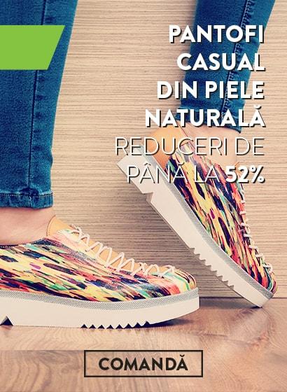 Pantofi Casual Iunie 2020