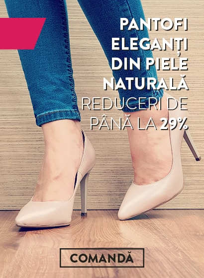 Pantofi Eleganti Iunie 2020