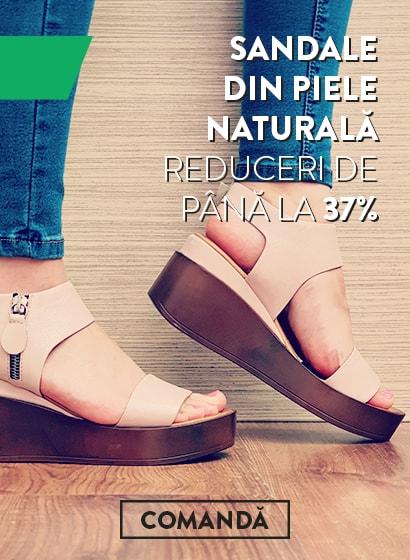 Sandale Iunie 2020