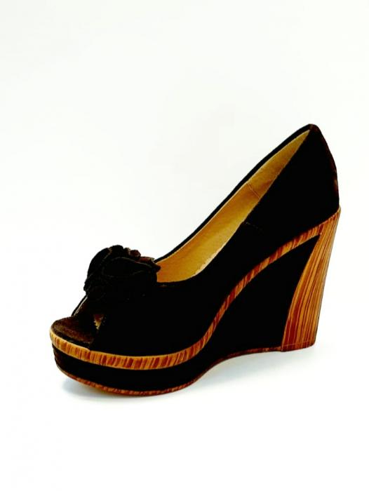 Pantofi Dama Piele Naturala Maro Ileana D02703 2