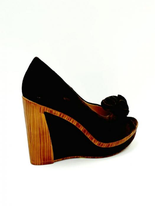 Pantofi Dama Piele Naturala Maro Ileana D02703 3