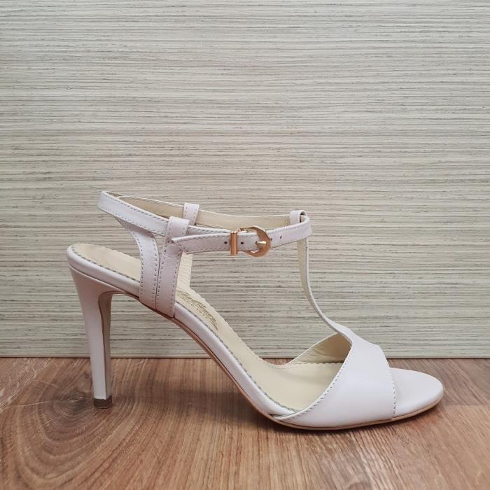 Sandale Piele Naturala Guban Nude Fifi [1]